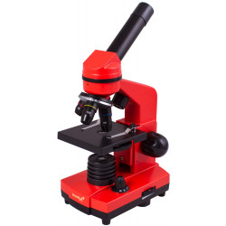 Микроскоп Levenhuk Rainbow 2L OrangeАпельсин